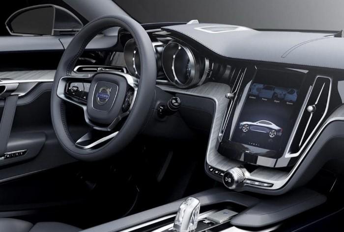 2020 Volvo Concept Coupe Interior