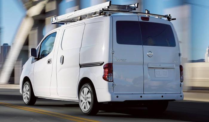 2020 Nissan NV200 Compact Cargo Exterior