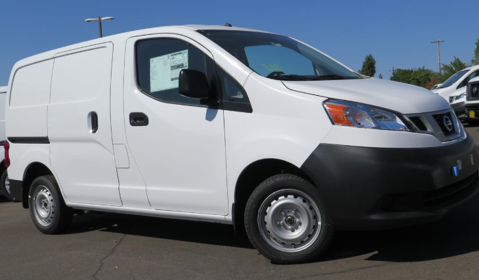 2020 Nissan NV200 Compact Cargo Redesign