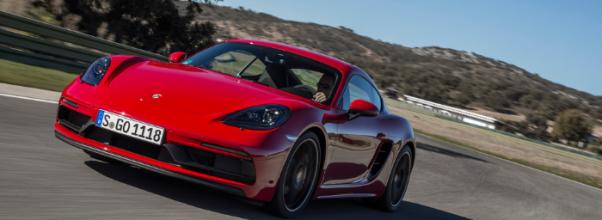 2020 Porsche 718 Cayman GTS Redesign