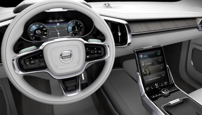 2020 Volvo Concept 40.1 Interior