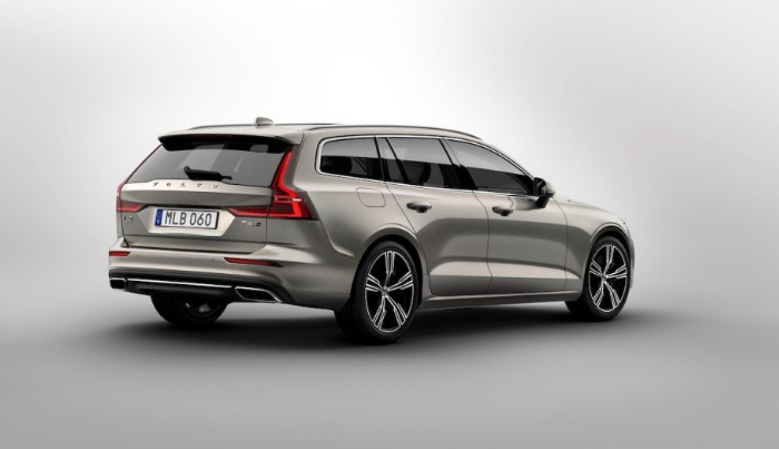 2020 Volvo V60 T8 Twin Engine Exterior