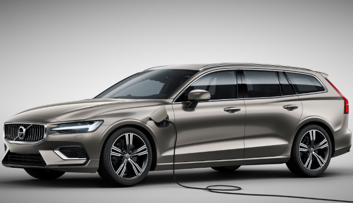 2020 Volvo V60 T8 Twin Engine Redesign